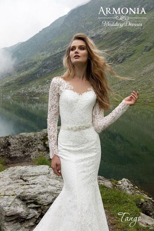Свадебное платье напрокат Armonia Свадебное платье Tango - фото 3