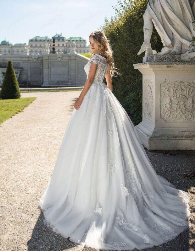 """Свадебный салон ALIZA свадебное платье """"Anna 2"""" - фото 2"""