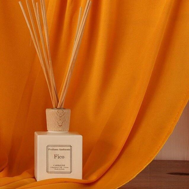 Подарок на Новый год Carbaline Аромадиффузор с палочками «Куб белый», 250 мл - фото 1
