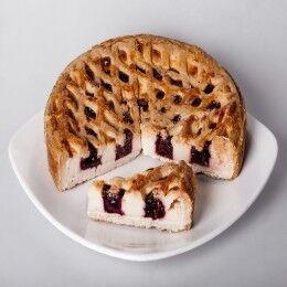 Торт Питер Фрост Пирог «Творожный с вишней» - фото 1