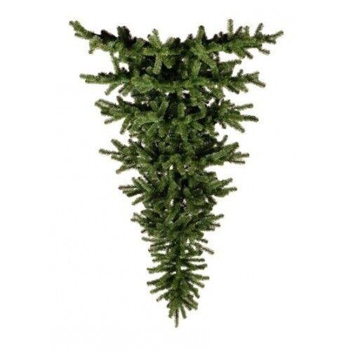 Елка и украшение GreenTerra Ель «Перфект» перевернутая 1.2м - фото 1