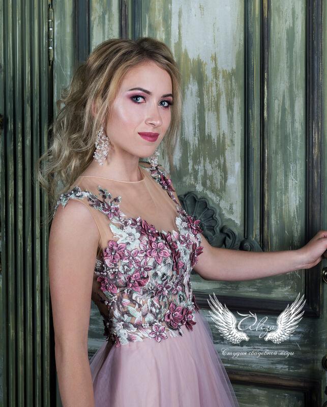 """Вечернее платье ALIZA Вечернее платье """"Rose"""" - фото 3"""