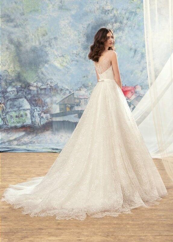 Свадебный салон Papilio Свадебное платье «Зарянка» 1729L - фото 2