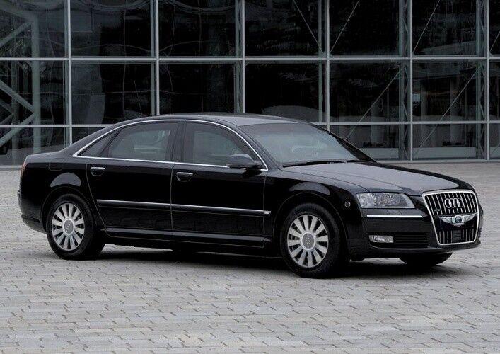 Аренда авто Audi A8 D3 - фото 1