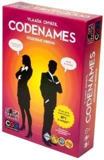 Магазин настольных игр GaGaGames Игра настольная «Codenames» - фото 1