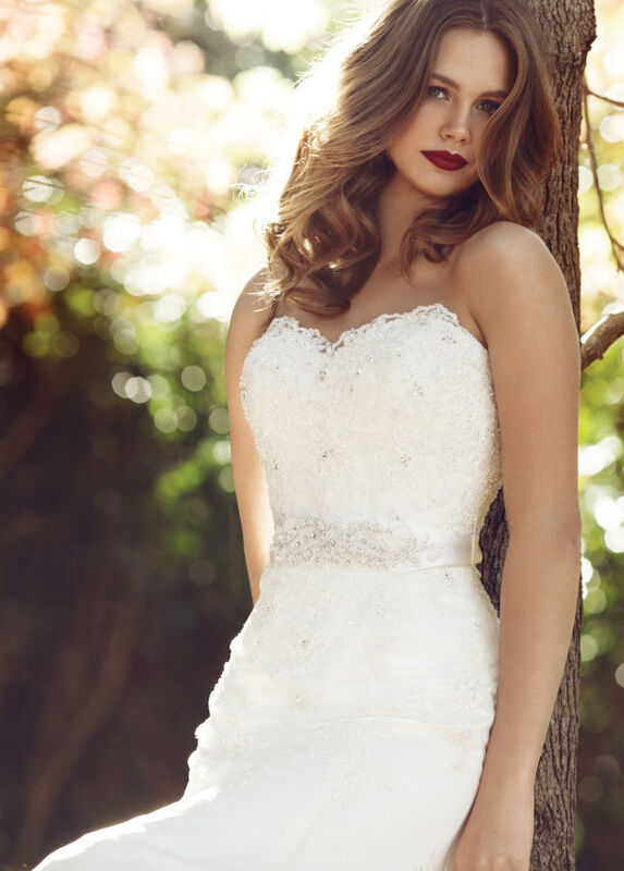 Свадебное платье напрокат Mia Solano Платье свадебное «Bethany» - фото 3