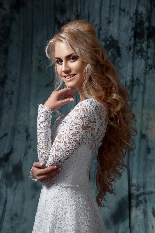 Свадебное платье напрокат Артемида Платье свадебное Ageya - фото 3