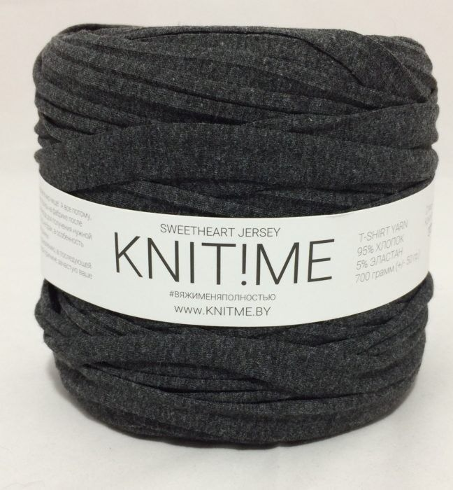 Товар для рукоделия Knit!Me Ленточная пряжа Sweetheart Jersey - SJ499 - фото 1