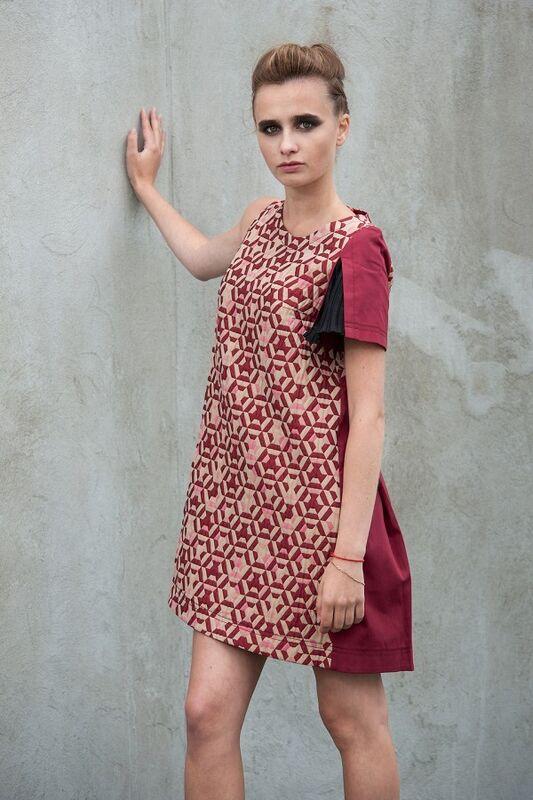 Платье женское MISUTERI Платье Suribu MSS0016 - фото 1