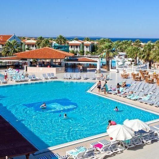 Туристическое агентство Дирижабль Пляжный авиатур в Турцию, Дидим, Club Tarhan Beach Hv-1 - фото 1