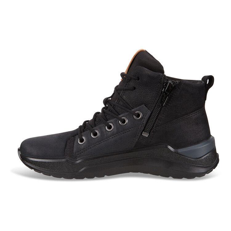 Обувь детская ECCO Кроссовки высокие INTERVENE 764643/51052 - фото 2