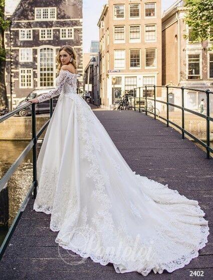 Свадебное платье напрокат Lavender Свадебное платье Daniella - фото 2