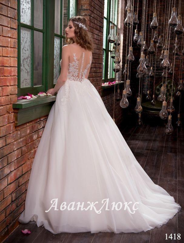 Свадебный салон Vanilla room Свадебное платье 1418 - фото 2