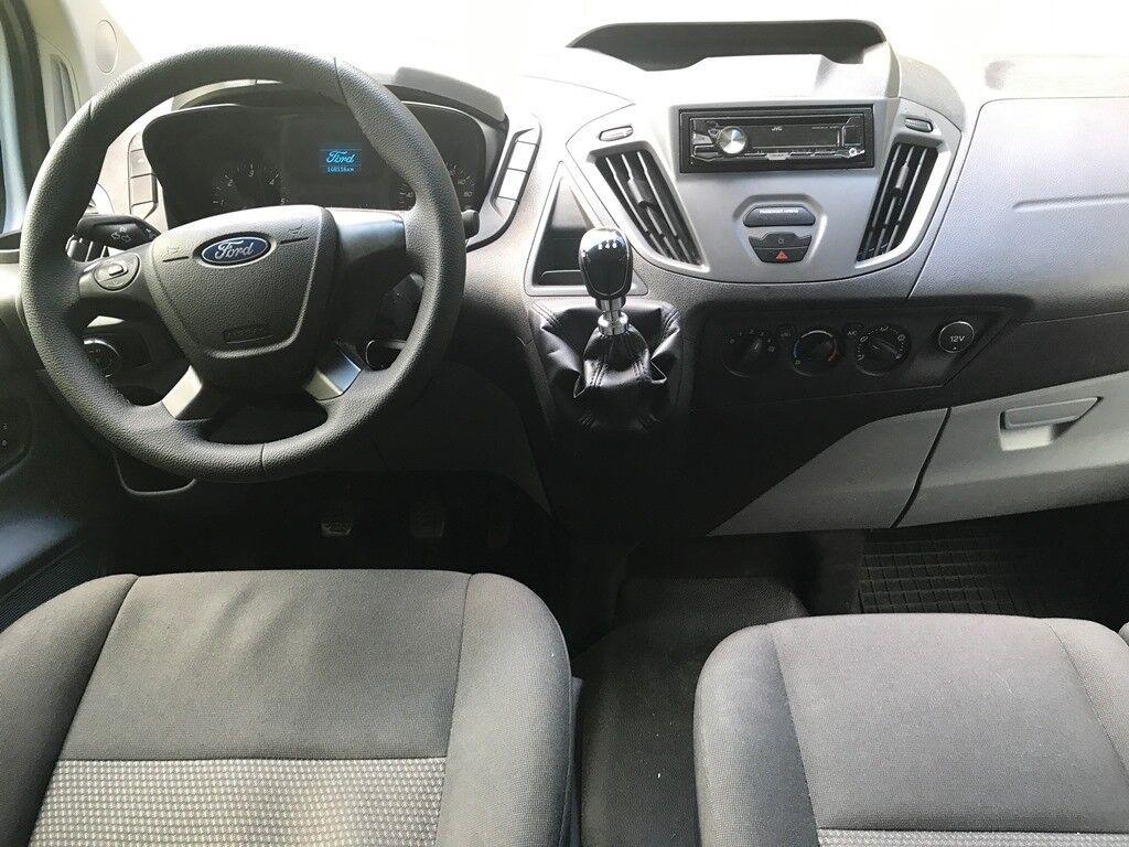 Прокат авто Ford Transit Tourneo 2015 г. - фото 6