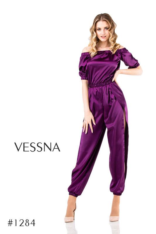 Вечернее платье Vessna Комбинезон №1284 - фото 2
