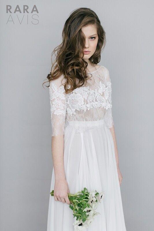 Свадебное платье напрокат Rara Avis Свадебное платье Ivis - фото 2