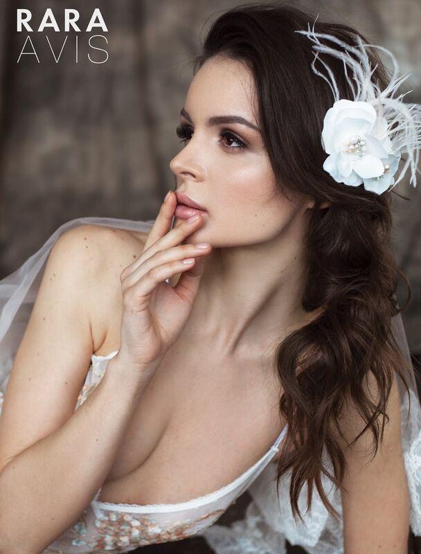 Свадебный аксессуар Rara Avis Украшение для волос №3 - фото 1