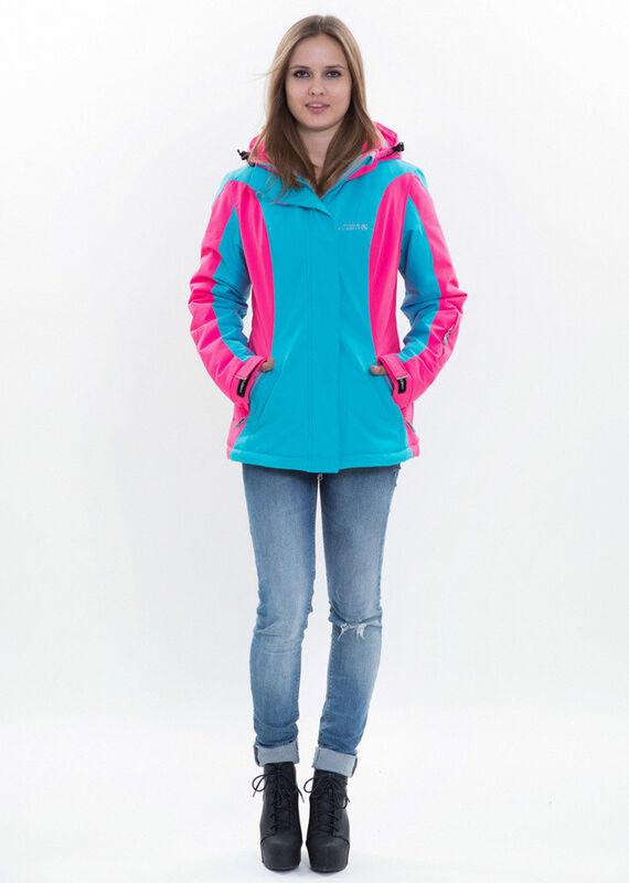 Верхняя одежда женская Free Flight Женская зимняя спортивная куртка модель №1426 - фото 7