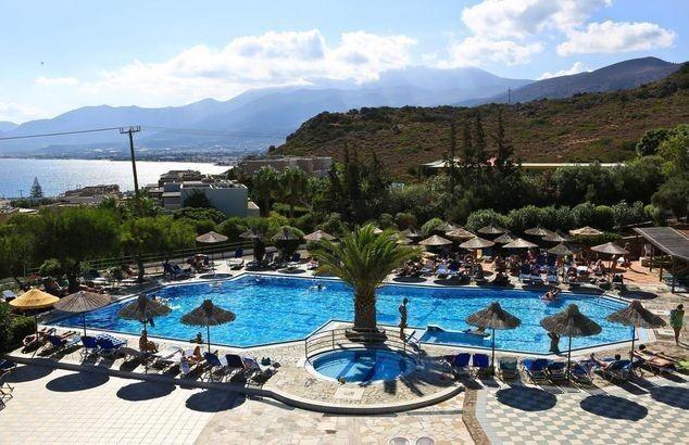 Туристическое агентство Отдых и Туризм Пляжный тур в Грецию (о. Крит), SEMIRAMIS VILLAGE 4* - фото 1