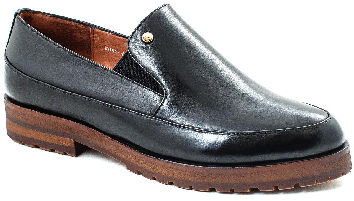 Обувь женская BASCONI Полуботинки женские K062-400-1 - фото 1