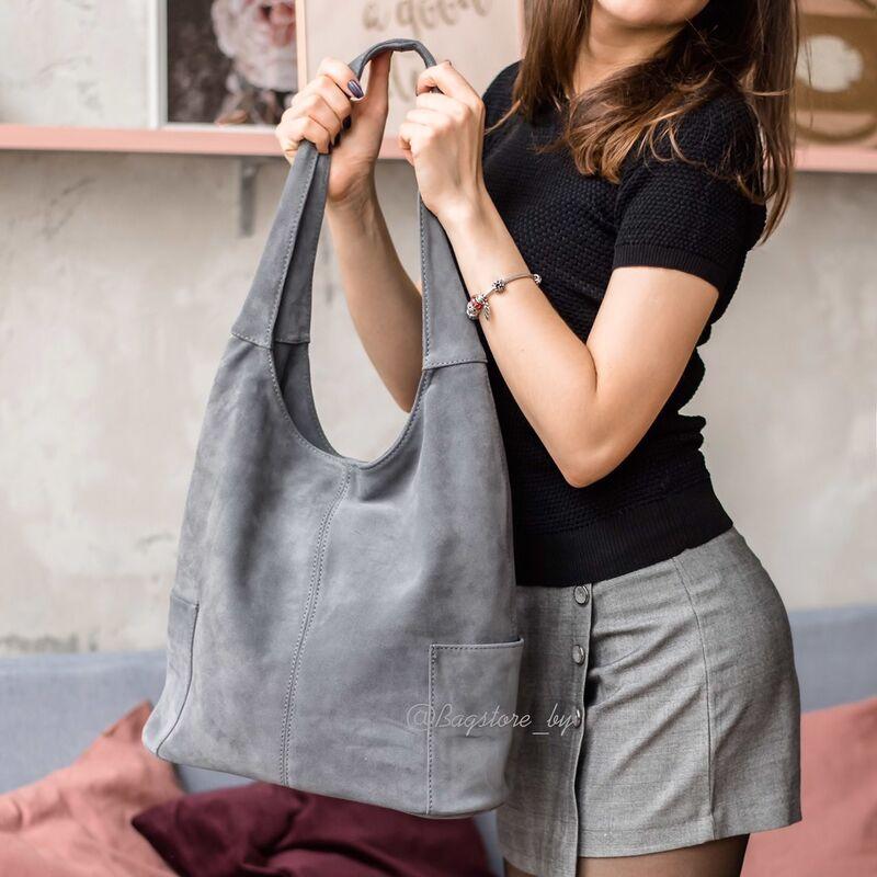 Магазин сумок Vezze Кожаная женская сумка C00442 - фото 1