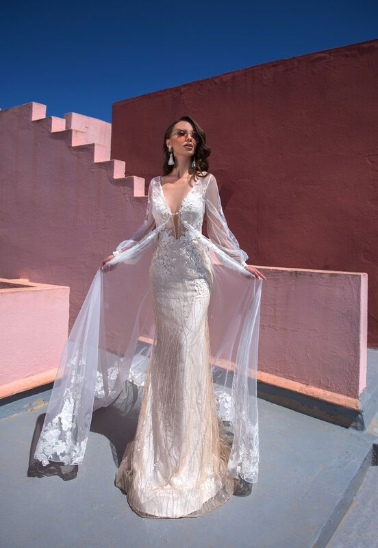 Свадебный салон ALIZA свадебное платье  Magic прокат - фото 1