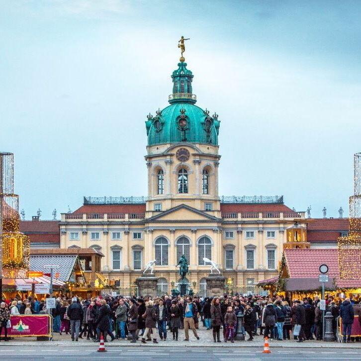 Туристическое агентство Внешинтурист Автобусный тур D2 «Новый год в Берлине» (без ночных переездов) - фото 1