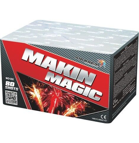 Фейерверк Maxsem Батарея салютов Makin Magic MC122 - фото 1