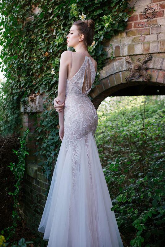 Свадебный салон Ange Etoiles Свадебное платье AEriality Collection Mia - фото 2
