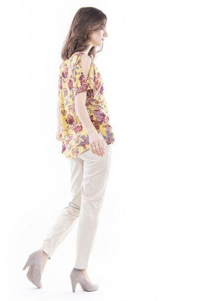 Кофта, блузка, футболка женская SAVAGE Блуза женская арт. 915318 - фото 2