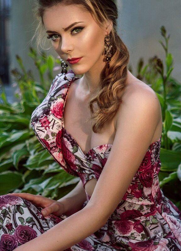 Вечернее платье Shkafpodrugi Костюм из цветочной юбки и топа - фото 4