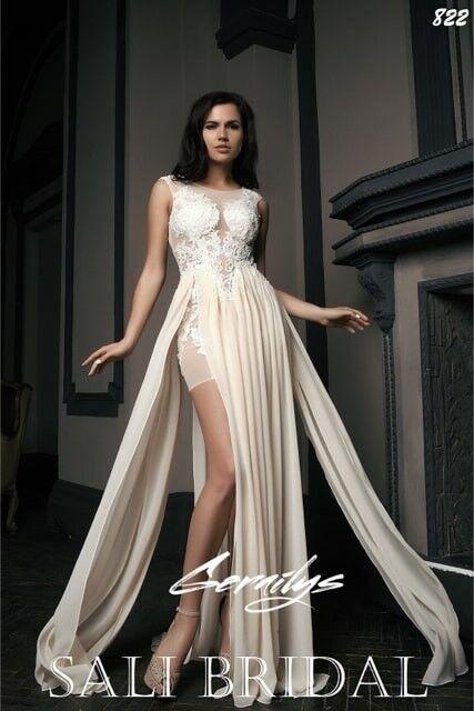 Свадебный салон Sali Bridal Свадебное платье 822 - фото 1