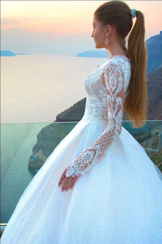 Свадебный салон Rafineza Свадебное платье Vanessa - фото 3