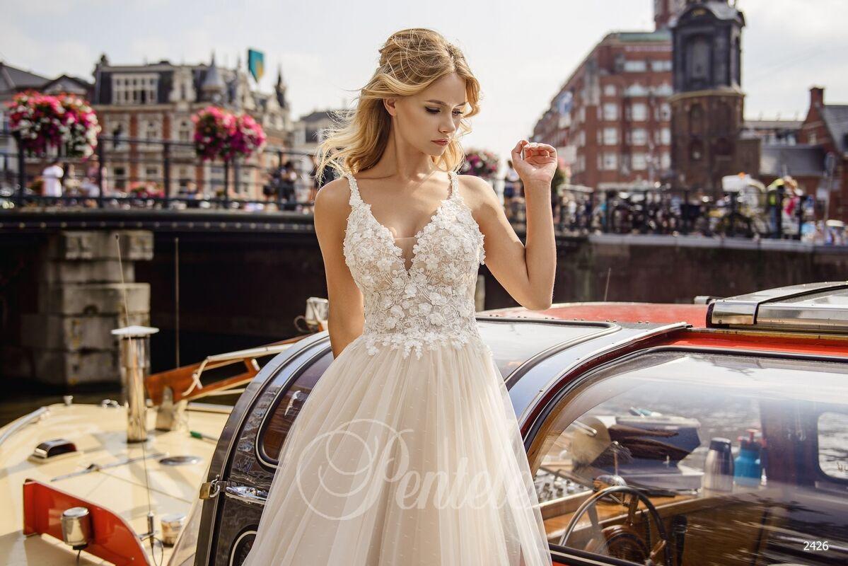 Свадебное платье напрокат Lavender Свадебное платье Mary - фото 3
