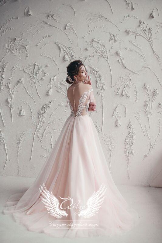 Вечернее платье ALIZA вечернее платье Bliss - фото 5