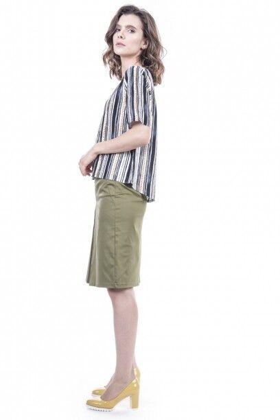 Кофта, блузка, футболка женская SAVAGE Блуза женская арт. 915331 - фото 2
