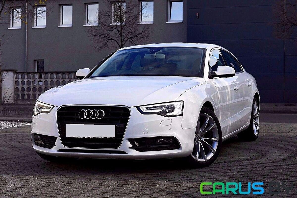 Прокат авто Audi A5 2014 г.в. - фото 1