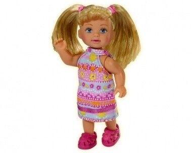 Игрушка и игра Simba Кукла Эви в летней одежде 5737988 - фото 1