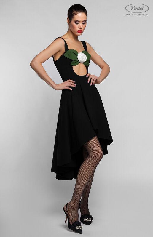 Платье женское Pintel™ Приталенное платье-сарафан без рукавов JOSEÉ - фото 2