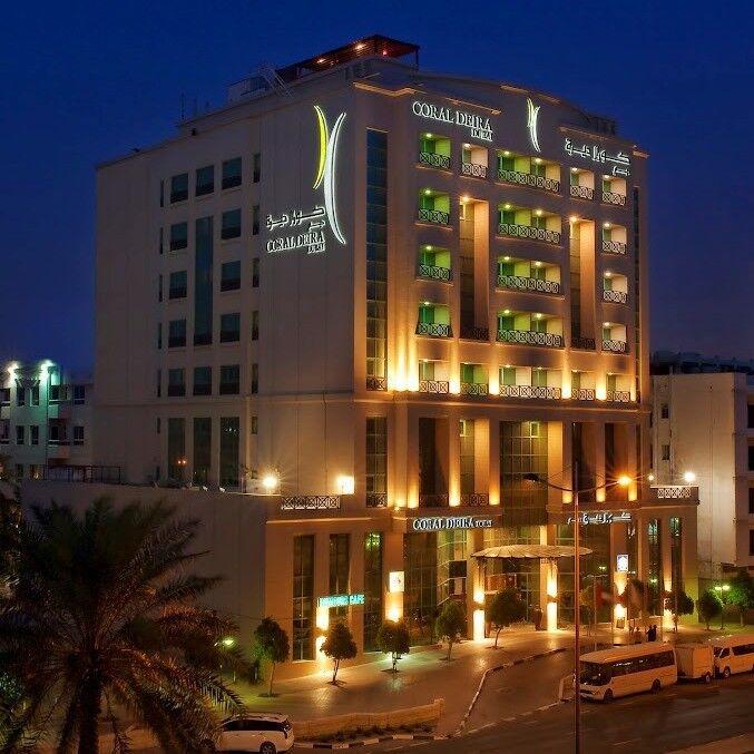 Туристическое агентство Вокруг Света Пляжный тур в ОАЭ, Дубай, Coral Deira 4* - фото 1
