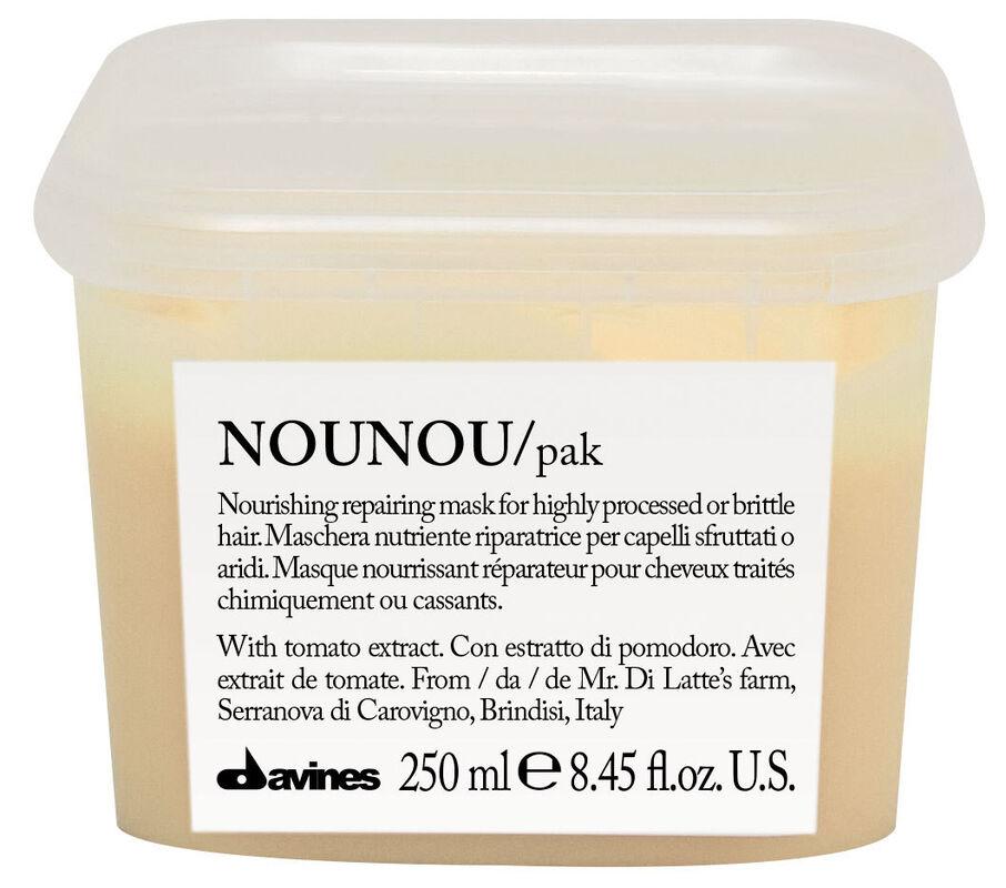 Уход за волосами Davines Интенсивная восстанавливающая маска для глубокого питания волос NOUNOU / hair mask - фото 1