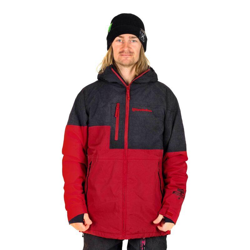 Спортивная одежда Horsefeathers Сноубордическая куртка Baker Eiki Helgason  Insulated Limited 1617 красный - фото 1 3f45219dee5