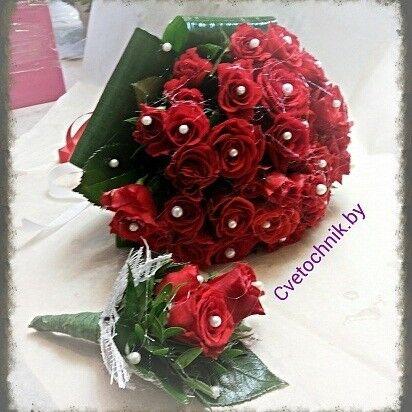 Магазин цветов Цветочник Букет невесты «Коко» - фото 1