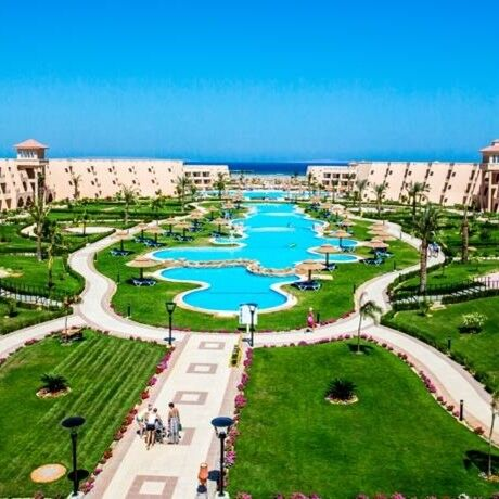 Туристическое агентство Айкью групп Пляжный авиатур в Египет, Хургада, Jasmine Palace Resort & Spa 5*, 7 ночей - фото 1