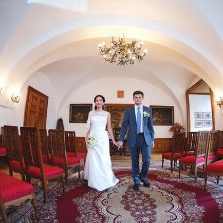 Туристическое агентство Респектор трэвел Свадьба в замке Конопиште, пакет «Классический» - фото 1
