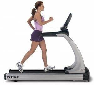 Тренажер True Fitness Беговая дорожка CS550T11X - фото 1