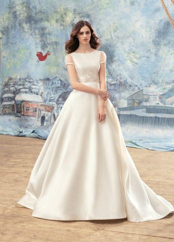 Свадебный салон Papilio Свадебное платье «Турман» 1718L - фото 1
