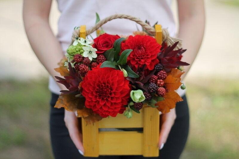 Магазин цветов Cvetok.by Композиция «Сладкий сон» - фото 3