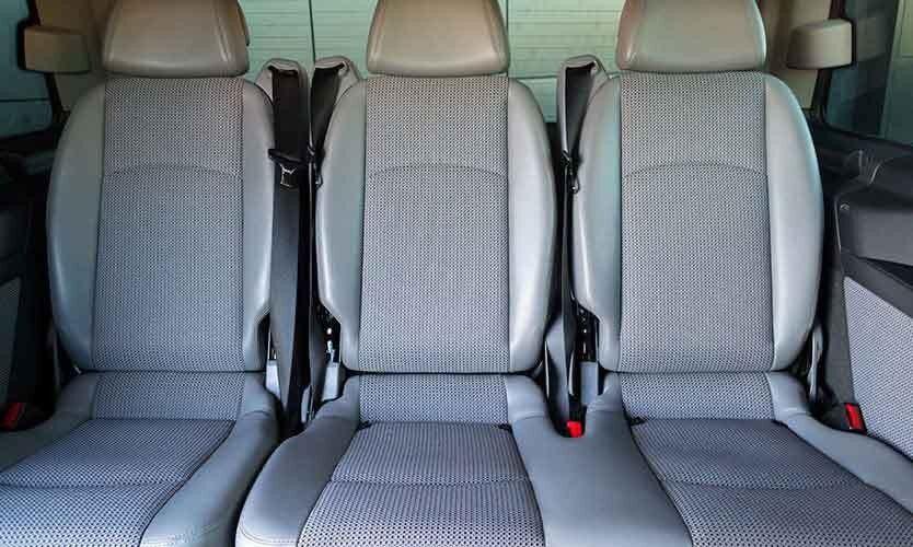 Прокат авто Mercedes-Benz Viano 2011 - фото 4