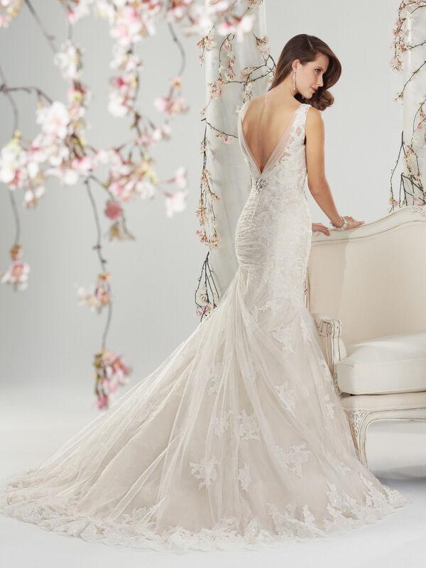 Свадебное платье напрокат Sophia Tolli Свадебное платье Y11400 Margaery1 - фото 2